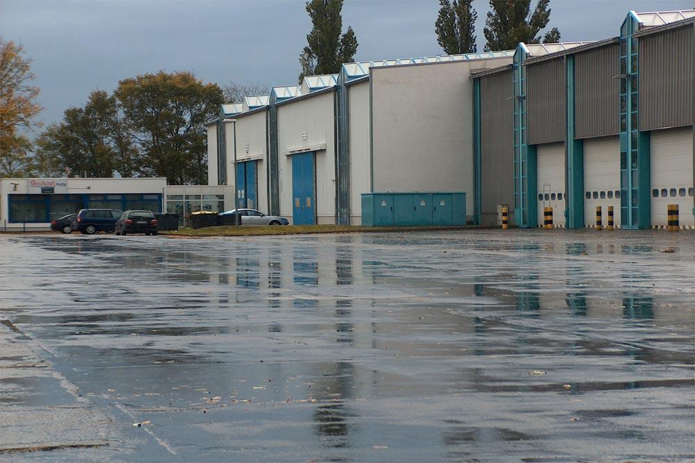 Hangar Schönefeld